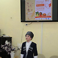 Храни меня, мой талисман! Рустам Мусаев читает Пушкина на лезгинском языке