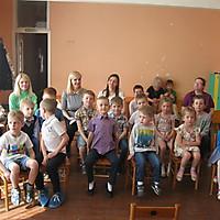 Воспитанники детского сада  № 25