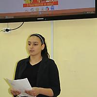Ангелина Карапетян (школа № 22, Псков)