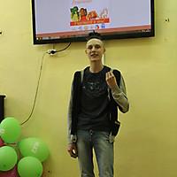Константин Уфимцев, студент колледжа искусств