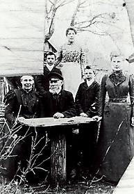 Фотографии и документы. Родители А. Кроненбергса