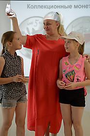 Сюрприз-подарок Воскресной школы (Ю. Ермолаева и ее воспитанники)