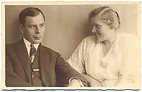 Албертс  и Мария Кроненбергс