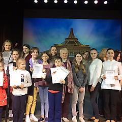 Участники и члены жюри Праздника французского языка-2019