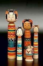 Японские народные игрушки_5
