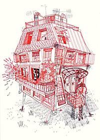 Иллюстрации Кароль Ше
