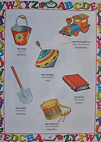 Названия игрушек на французском языке_2