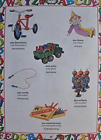 Названия игрушек на французском языке_3